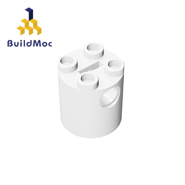 BuildMOC Assembles Particles 30361 Brick, Round 2x2x2 Robot Body For Building Blocks Parts DIY Educational Gift Toys