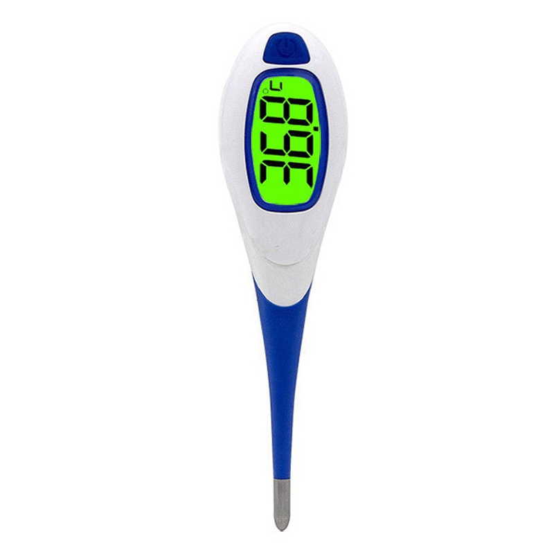 Baby Electronic Digital Thermometer LCD Display Portable Human Mouth Thermometer For Infants Kids Adult Waterproof Termometer