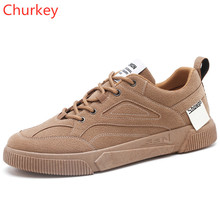 Men Casual Natural Leather Loafers  Sneakers 2019 Fashion Shoes Breathable Spring/Autumn