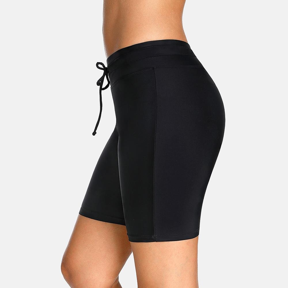 Charmo Women 39 s Sports Bikini Bottom Ladies Slim Swimwear Briefs Adjustable Bandage Swimming Bottom in Two Piece Separates from Sports amp Entertainment