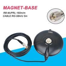 Original nagoya antenna magnetic mount strong magnet base for