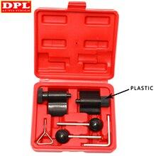 6pc Universale Diesel Engine Timing Cam Manovella Bloccaggio Tool Set Per VW AUDI T10050 T10100