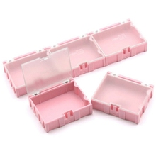 20Pc Parts Box Toolbox Electronic Component Box Screw Chip Resistor Storage Box Automatically Up Patch Container