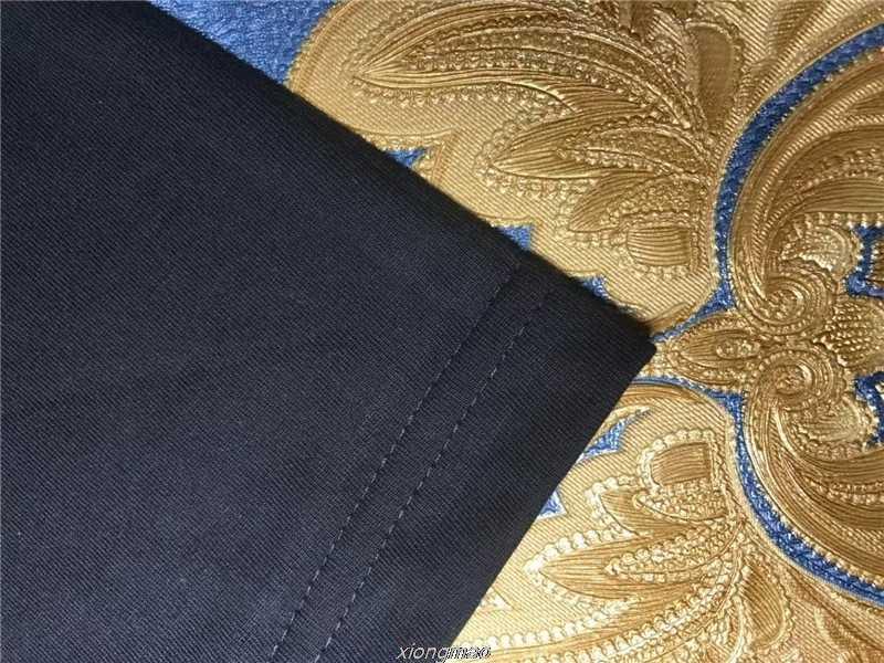 Musim Panas Baru Pria Merek Fashion Fashion Kaos Banksy Payung Bumi Alam Indie Desain Pria T-shirt 80S kaos