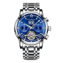 Часы мужские Спортивные кварцевые с хронографом брендовые Роскошные