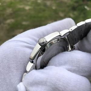 Image 4 - SteelDive 1938 NH35 Sapphire Automatic Mechanical Watch C3 Super Luminous Steel Dive Watches Men 200m NH35 Mechanical Watch Men