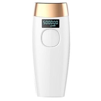 EU Plug 990000 Flash Mini Epilator Facial Permanent Hair Removal Device Whole Body Face Hair Remover Machine