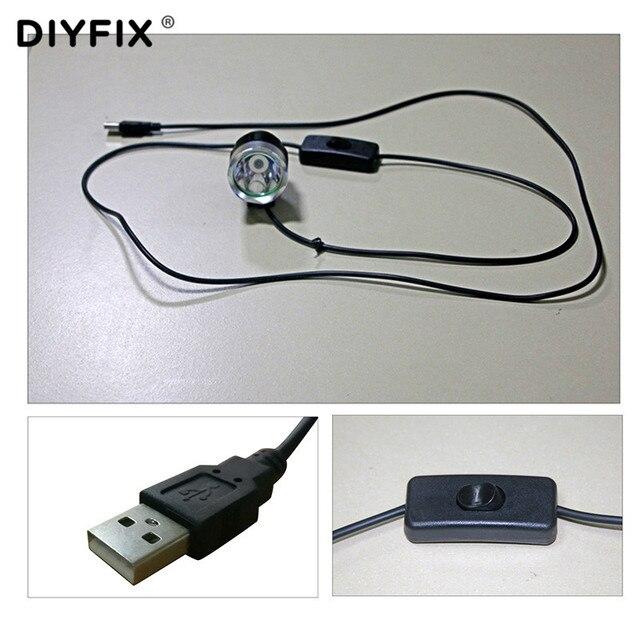 Sunshine SS-014 Portable lampe UV huile verte lampe de polymérisation rapide téléphone LCD écran PCB puce outil de réparation Anti-contrefaçon détecteur