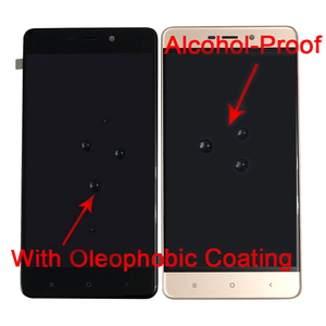 """Image 5 - 5.0"""" Original 10 Touch M&Sen For Xiaomi  Redmi 4 Prime ROM 32G LCD Screen Display+Touch Panel Digitizer Frame For Redmi 4 Pro"""