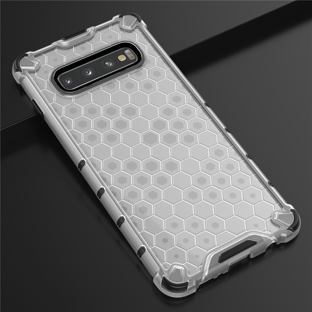 Case For Samsung Galaxy S20 Ultra S10 Lite S10E Transparent Armor Football Pattern Shockproof Case For Samsung Note10 Plus Cover