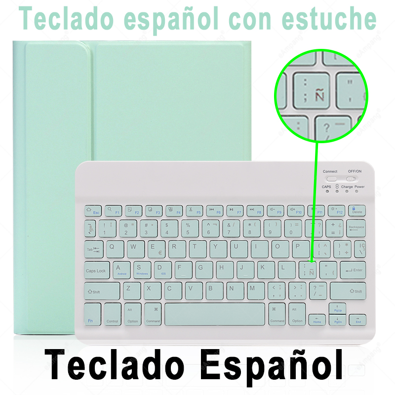 A2324 2020 Keyboard English Case Mouse 10.9 Korean Russian Spanish A2072 iPad For Air4