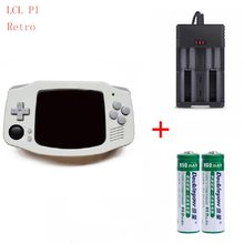 2020 New LCL Raspberry Pi4 Handheld Game Console For Best Game Boy Advance For CM3+ Plus GBA for Arcade/N64/NES/PS1/GB/GBA/Atari