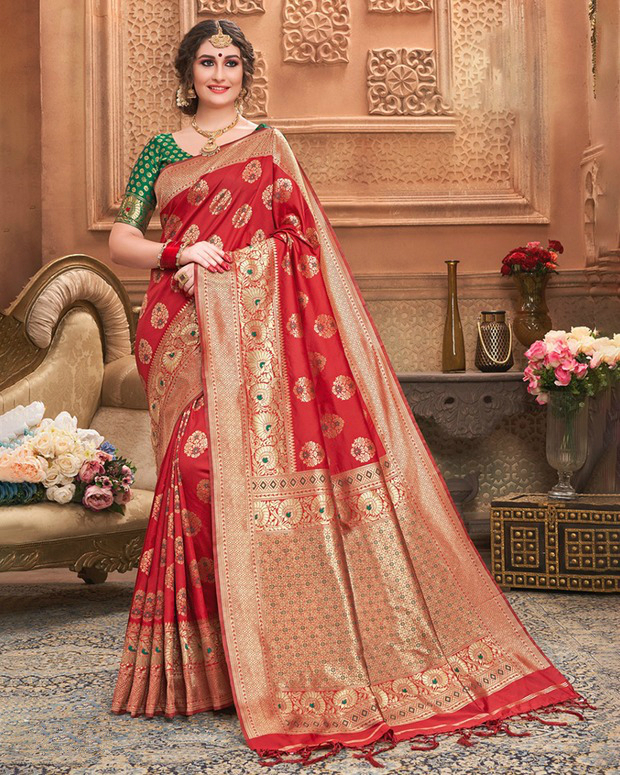 Indian Sari Ethnic Style Female Silk Embroidered Traditional Costume Include Choli Petticoat Wedding Indu Vestidos Saree Suties