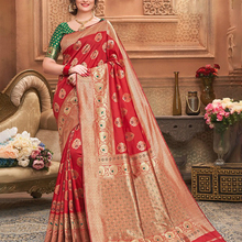 Indian Sari Ethnic Style Female Silk Embroidered Traditional Costume Include Choli Petticoat Wedding
