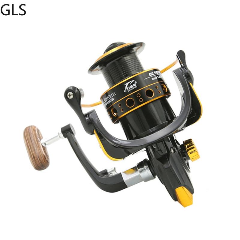 MagiDeal Mini Fly Fishing Reel Spool Ice Reel Lightweight Rock Fishing Reel