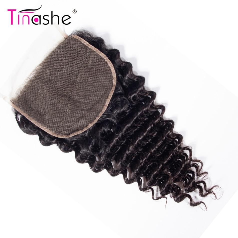 Hd2c063e3a6464259833479bccecc798cr Tinashe Deep Wave Bundles With Closure 5x5 6x6 Lace Closure And Bundles Remy Brazilian Human Hair Weave 3 Bundles With Closure