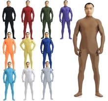 (CM-05) Classic Spandex Zentai Full Body Skin Tight Jumpsuit Zentai Suit Bodysuit Costume for Women/Men Unitard Lycra Dancewear