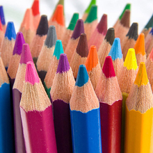 Painting-Oil Color-Pencils-Set Art-Supplies Drawing Sketching Professional Kids School