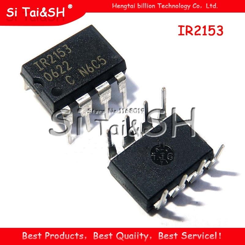 5 шт. IR2153 IR2153PBF встроенный чип DIP-8 IR Bridge Driver