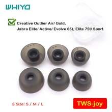 Whiyo tws joy Сменные силиконовые наушники для творческих outlier