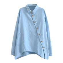 SAGACE модная женская Однотонная рубашка с длинным рукавом Повседневные топы сексуальные с v-образным вырезом офисные женские однотонные рубашки Топы Горячая Распродажа