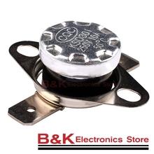 Bimetal thermostat KSD301 0C~350C Temperature Switch Thermal Control 85C 95C 105C 125C 135C 145C 180C 250C 300C 350C Degree cheap CN(Origin) Alloy 365Days
