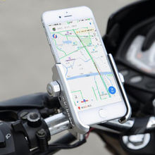 цены MOTOWOLF Motor Bike Bicycle Motorcycle Phone Mount Holder 360 Degrees Rotation Phone Holder for Iphone Samsung XIAOMI Universal