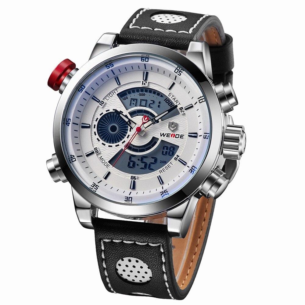 Hd2c1b6568f024fa6a69627d95a3f9f7au Weide watch Men Luxury Top Brand Quartz Watch Fashion Business Male Watch Shockproof Luminous Wristwatch