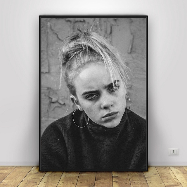 BILLIE EILISH WALL POSTER (14 VARIAN)