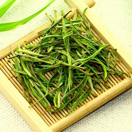 2020 Green Tea 250-carat Chain-sealed Pocket for Anji White Tea Chinese Organic Health Tea