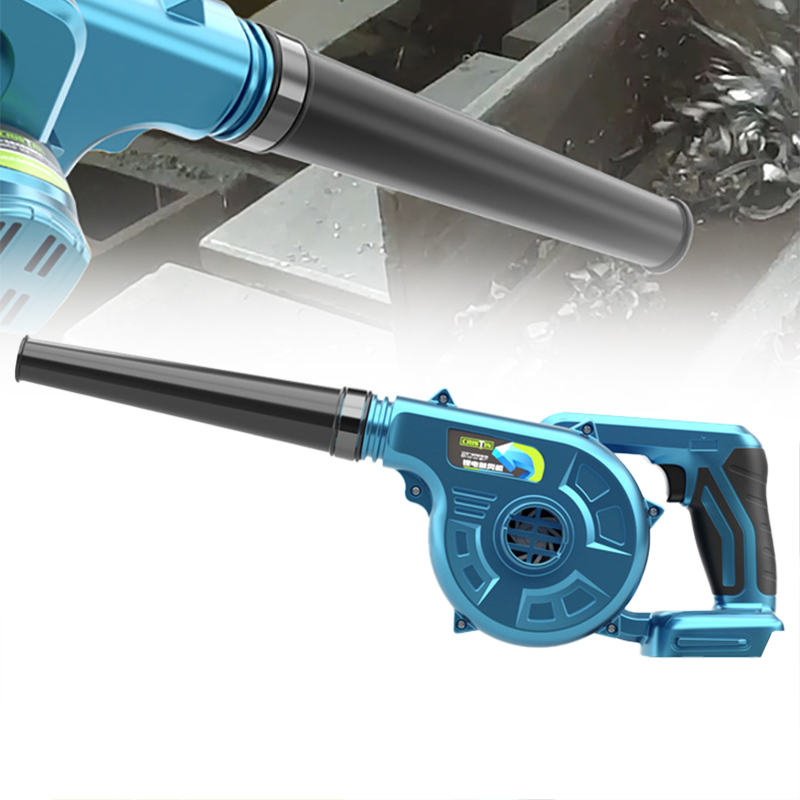 Cordless Electric Air Blower and Suction Handheld Leaf Computer Dust Collector Cleaner Power Tool For Makita 18V Li-ion Battery