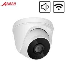 ANRAN cámara IP de videovigilancia para interior, Audio bidireccional, Wifi, 1080P, Onvif