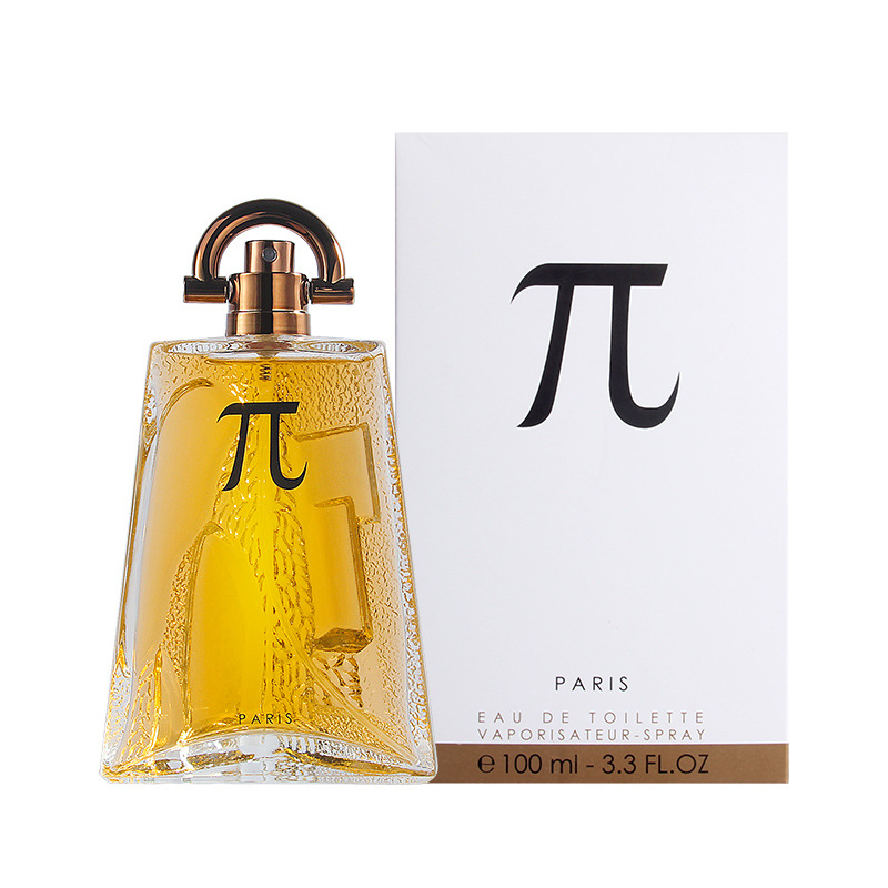 JEAN MISS Men's Perfume 100ml Long Lasting Wood Oriental Fragrance Glass Bottle Spray Parfum For Man Brand Original Perfumes