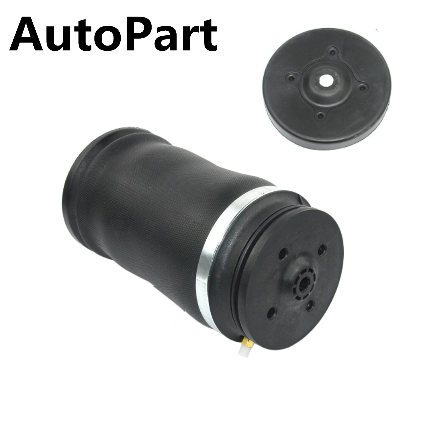 1643200325 Pneumatic Suspension Post-Shock Airbag For Mercedes Benz W164 <font><b>X164</b></font> GL350 GL450 <font><b>GL</b></font> Class Rear Air Bag 1643201025 image