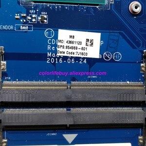 Image 3 - Véritable 854969 601 854969 001 CDL51 LA D712P UMA w A9 9410 CPU carte mère pour ordinateur portable HP 15 15 BA série ordinateur portable