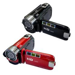 EU UK US Digital Camera Camcorder Video Record Clear Night Vision Anti-shake LED Light Timed Selfie Professional Camcorder