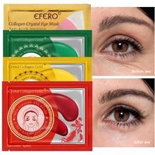 10 Pair Crystal Collagen Eye Mask Anti-Wrinkle Sleep Eye Patch Under Eye Face Ma