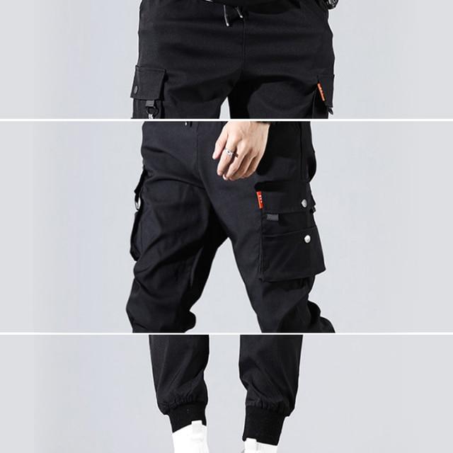 Pantalones de Golf finos para hombre, chándal táctico de trabajo de carga, ropa de verano para Primavera, poliéster, longitud hasta el tobillo, 2021 6
