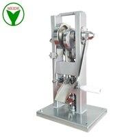 Mini manual hand sugar milk tablet pressing making machine