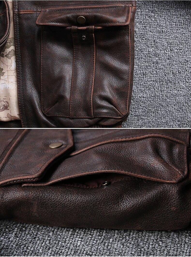 Hd2c4be2836b840f18bc1faaeff6af433f 2019 Vintage Men's G1 Air Force Pilot Jackets Genuine Leather Cowhide Jacket Plus Size 5XL Fur Collar Winter Coat for Male