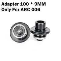 005 또는 010 수리 부품 용 기존 ARC 허브 어댑터 QR 변환 스루 엔드 캡|자전거용 허브|스포츠 & 엔터테인먼트 -