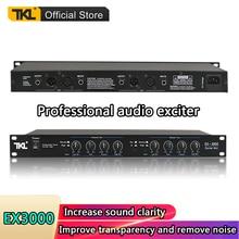 TKL EX-3000 Professional Audio Exciter stage  audio processor 2 channels audio Processor