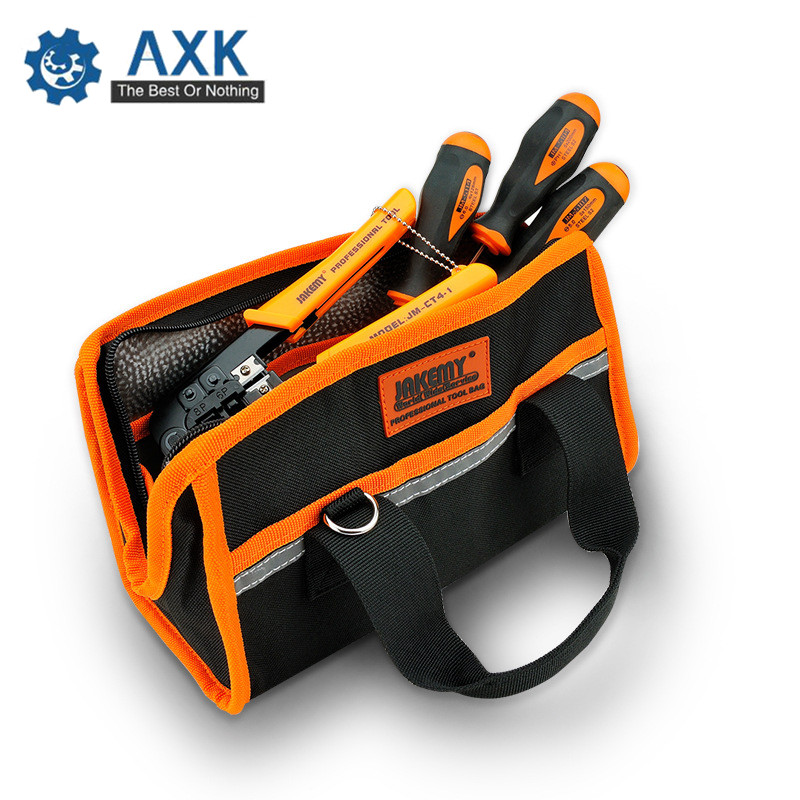 1PC Oxford Cloth Toolbag Manufacturer's Direct Selling Multifunctional Tool Bag Hydropower Maintenance Toolkit With High Quality