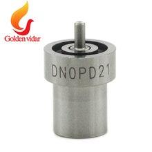 6 adet/grup yakıt enjektör memesi DNOPD21, dizel meme DN0PD21, dizel motor için, en kaliteli