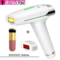 Lescolton T009 IPL Epilator Laser Hair Removal Professional Painless Electric Lady Shave Facial Hair Remover Use at Home