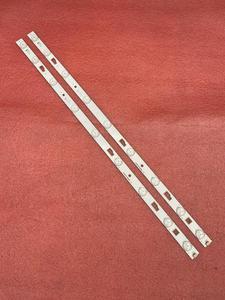 Image 2 - Новинка, Светодиодная лента для подсветки D32TS7202 32HR331M09A5 V1, 2 шт./компл. 9 светодисветодиодный, 577 мм