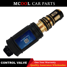 For A/C Electronic Control Valve Compressor valve BMW M-benz MB Mercedes Benz control 95mm 4 o-ring