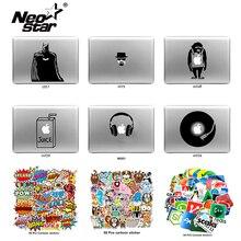 """네오 스타 비닐 스킨 스티커 Macbook Air & Pro 11 """"13"""" 15 """"17"""" 혼합 비닐 스티커 태블릿/자동차/노트북 장식 스티커"""