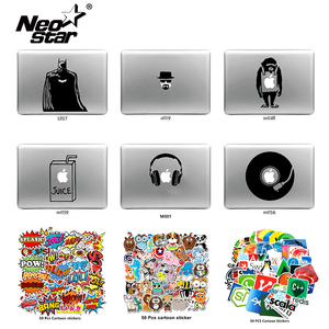"""Image 1 - NEO STAR Vinyl Skin Sticker for Macbook Air & Pro 11 """"13"""" 15 """"17""""  Mixed Vinyl Stickers for Tablet/Car/Laptop Decorative Sticker"""