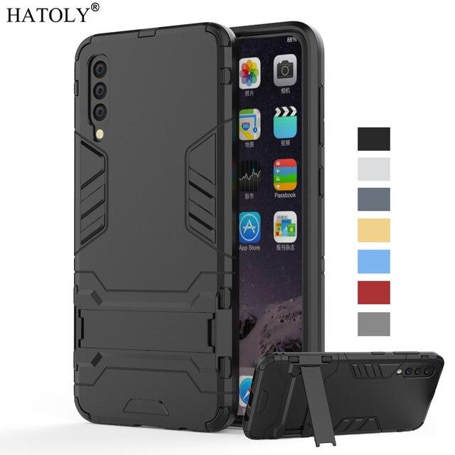 Для samsung Galaxy A50 чехол A20e A40 A70 A30 чехол армированный ТПУ Силиконовый Корпус Жесткий ПК чехол на заднюю панель телефона для samsung Galaxy A50